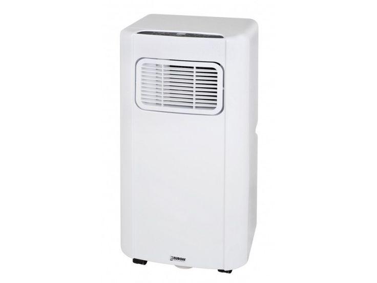 Demo Eurom PAC9 Mobiele Airconditioner (gratis raam vuller) MEGAKLAPPER!!  (geen verzendkosten!!)  (RESTPARTIJ)