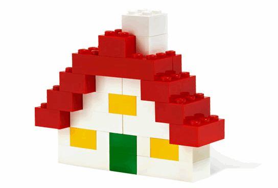 huis van lego