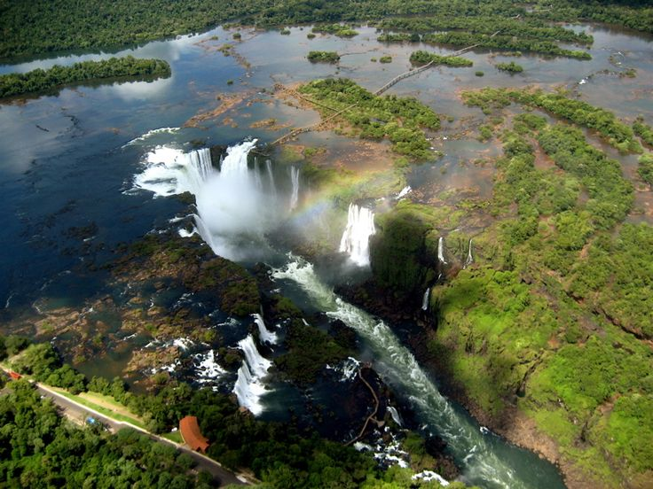 14 of the world's most dramatic waterfalls - Matador Network