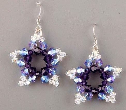Relasé: Gioielli Fai da Te - bellissimi orecchini con le perline