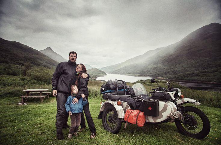 Od Norwegii po Portugalię - młoda rumuńska rodzina wybrała się w niezwykłą podróż po Europie. Motywacją stała się potrzeba bliskości i chęć pokazania dziec