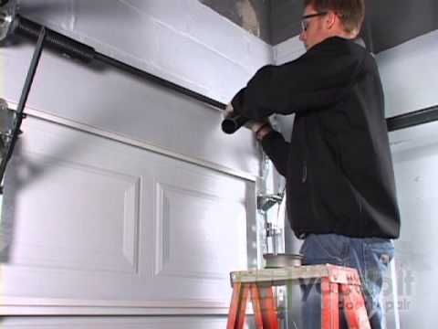 Ways to Find Out if your Garage Door Torsion Spring Needs to be Replaced - A Click Away Remotes