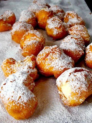 Zeppole marchigiane #Marche #italia #italy #italianfood