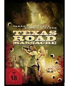 Texas Road Massacre - DVD/NEU/OVP - FSK18