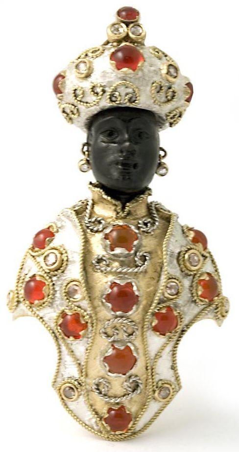 Blackamoor   French School   D el arte orfebre veneciano existen referencias desde los siglos IX y X. En los archivos históricos de la...