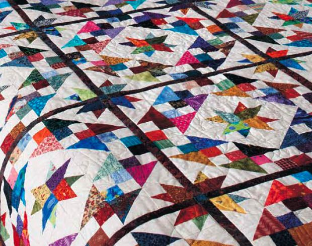 Free Scrap Quilt Patterns, Free Scrap Quilting Patterns from Fons & Porter's Love of Quilting!