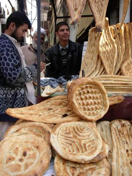 Persian/Iranian Barbari Bread | The Fresh Loaf this is a compete dissertation on the history and making of this type of bread