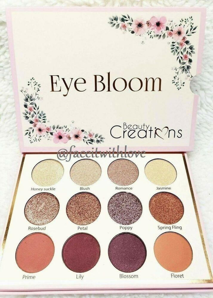 18 Colors Beauty Nude Palette Shining Glitter Eyeshadow Palette Matte Eye Shadow Make Up Pallete Beauty Creations Cosmetics Beauty & Health Eye Shadow