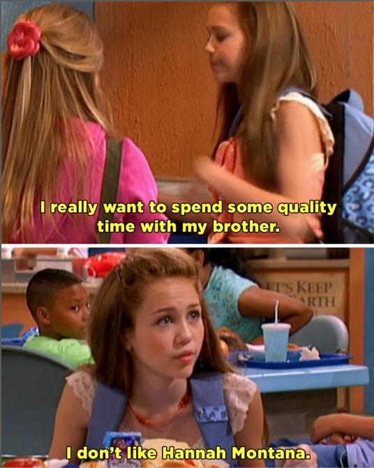 "Do You Remember The Pilot Episode Of ""Hannah Montana"""