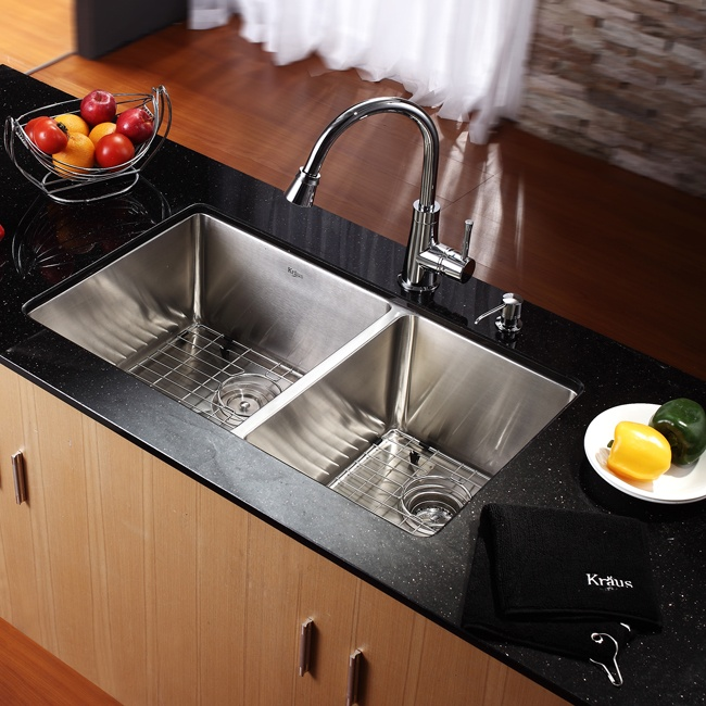 Find This Pin And More On Kraus Kitchen Sinks Buy The Kraus Stainless Steel