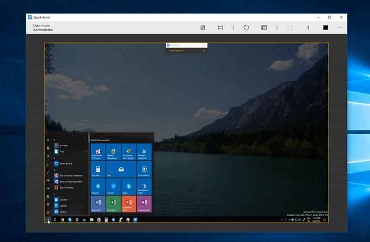 Fim do TeamViewer? Microsoft trabalhando em um concorrente para Windows 10.