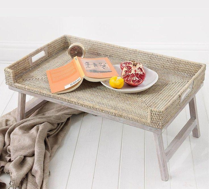 HappyModern.RU | Столик для завтрака в постель (45 фото): практично, удобно…