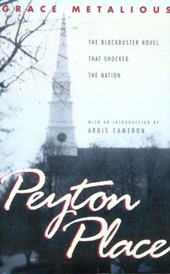 Reading New England: Peyton Place by Grace Metalious (1956)