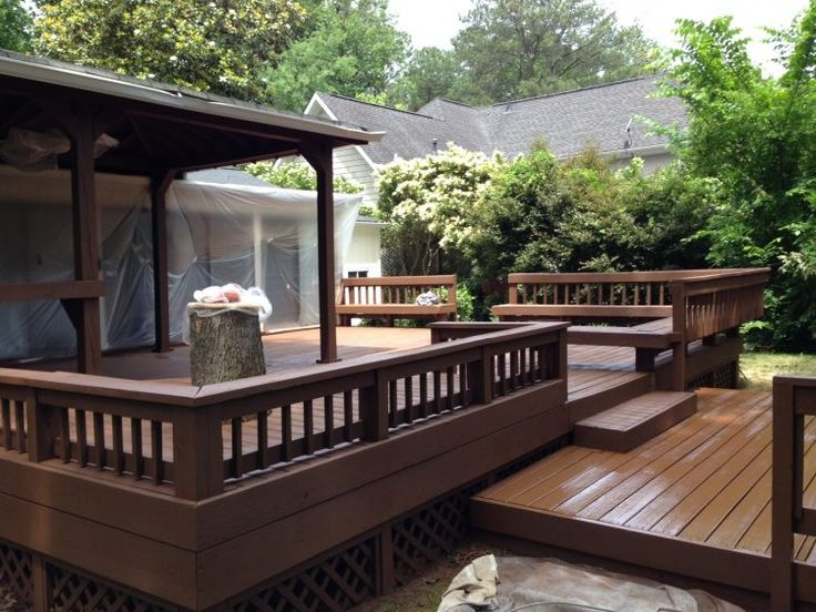 20 Beautiful Wooden Deck Ideas For Your Home Part 40