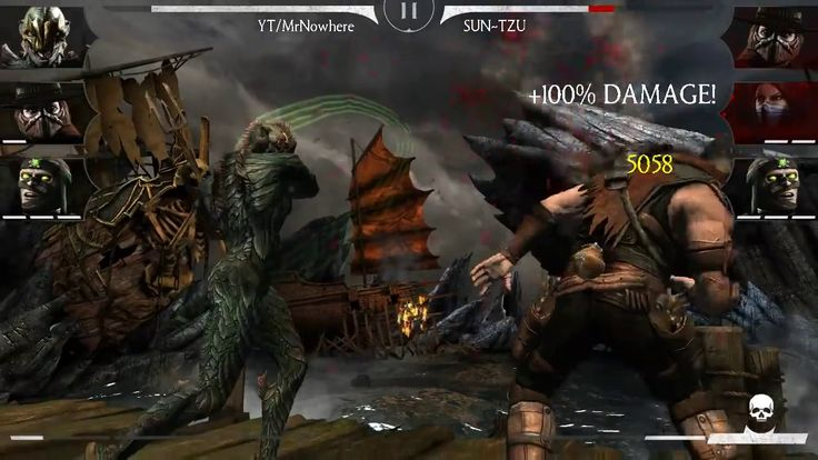 Mortal Kombat X Mobile All Fast XRays How to HDHQ Android iOS MG