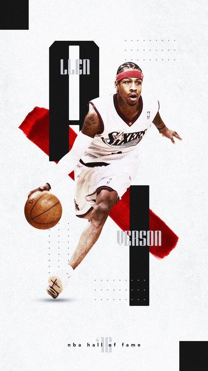 Meech Robinson on Twitter Allen iverson, Sports
