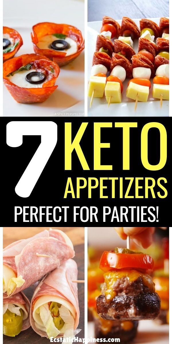 Try These Easy Delicious Keto Appetizers Perfect For Parties Appetizers Appetizers Easy Appetizer Recipes