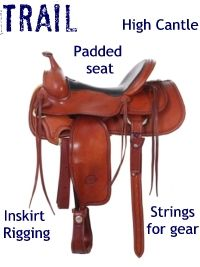 Western saddle store and guide- to find the perfect saddle!