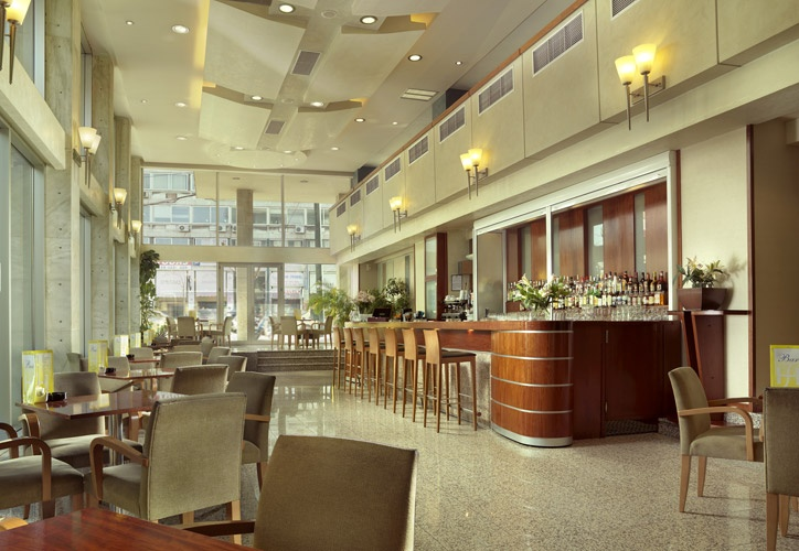 #Bar of #Hotel #Stanley, #Athens #Greece