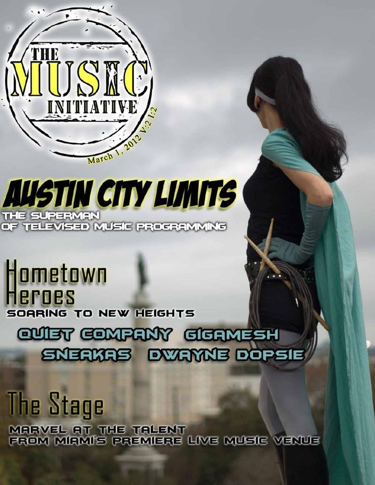 The Music Initiative:Hometown Heroes Issue  Issue 2: Volume 2