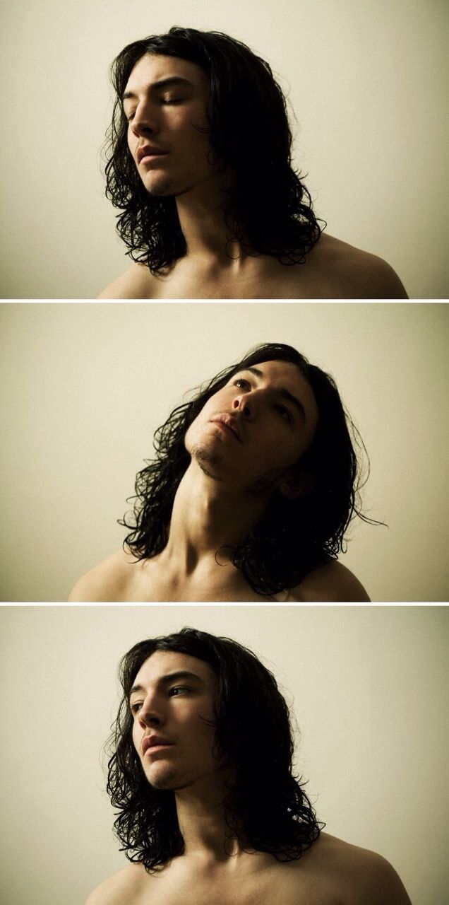 longhairfordays:  Ezra Miller