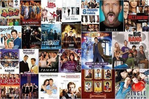 Сто лучших сериалов продолжительностью два и более сезонов: