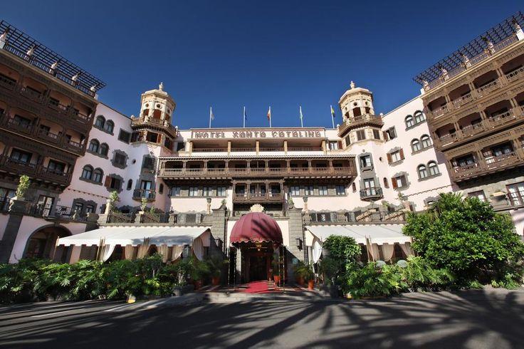 Hotel Santa Catalina - Gran Canaria #HotelDirect info: HotelDirect.com