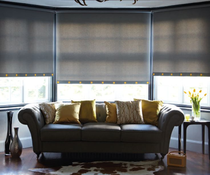 Splash Rock with Timberlux Acid Perforated Insert Finish. Beautiful coloured black shades for your living room. These blinds are #wirefree #wireless #nowires #remotecontrol #smartphoneapp #tabletapp #noelectricianrequired #childsafe #cordless #largewindows #smallwindows #windowblinds #windowshades #windowcoveringsolution #prettywindows #childfriendly #smartblinds #homedesign #kitchenblinds #interiordesign #redesign #bathroomblinds #bedroomblinds #lounge #livingroom