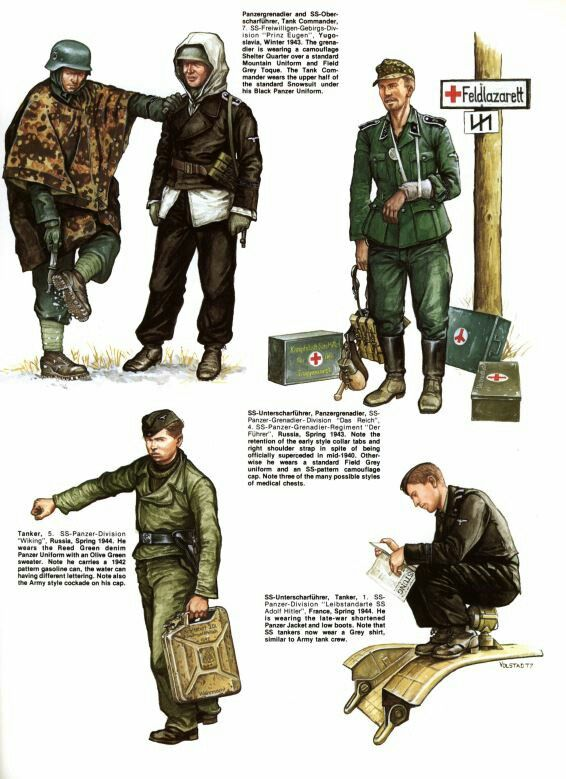 7636f4c7baa09d Ww2 Uniforms, German Uniforms, Military Art, World War Two, Wwii, Soldiers