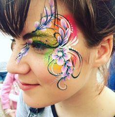 Caroline - Face Painter | Middlesex| South East| UK