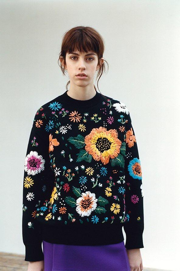 Victoria, Victoria Beckham - Autumn/Winter 2016-17 Ready-To-Wear - LFW (Vogue.co.uk)