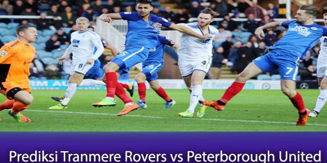 Prediksi Tranmere Rovers vs Peterborough United