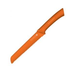 Scanpan Spectrum Orange Bread Knife
