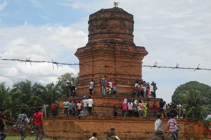 Candi Hindu, Portibi, Tapanuli Selatan, Sumatera Utara