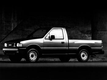 Isuzu Pickup S 4x2 Standard Bed (TF) '1991–93