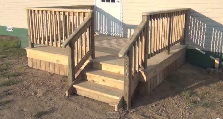 Fa terasz építése kezdőknek