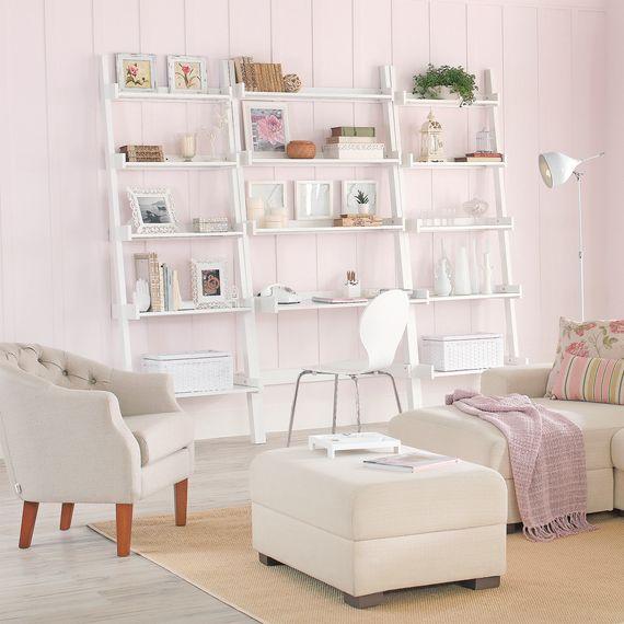 MANGO ESTANTE/ESCRIVANINHA - Tok&Stok -  Escrivaninha e estante, delicada