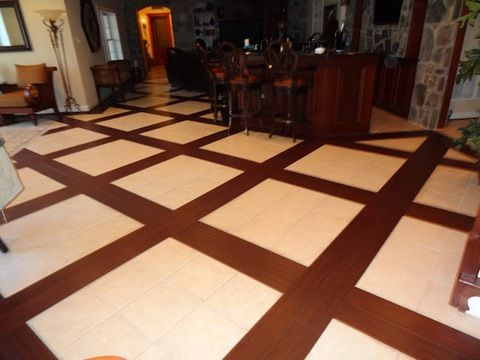 Basement Floors #designmine