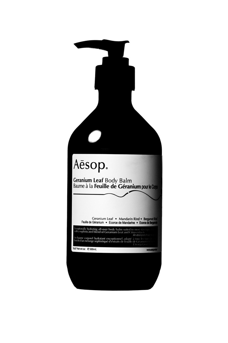 Geranium Leaf Body Balm by Aesop
