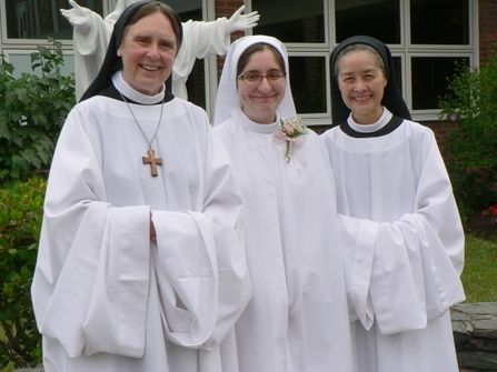 Sr Jennifer's Clothing - Mount Saint Mary's Abbey - Wrentham, MA