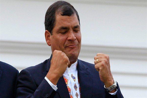 """Detectan """"gigantesco fraude electoral"""" de Rafael Correa en Ecuador"""