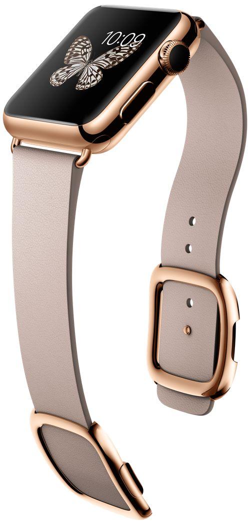 Algunos modelos de Apple Watch Edition cuestan más de 15.600 euros