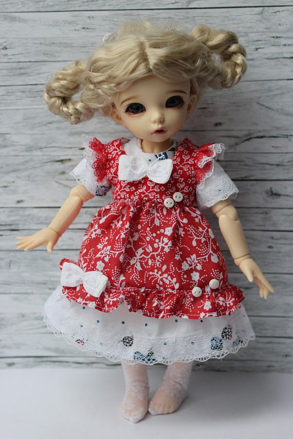 Littlefee Dress 3x Set