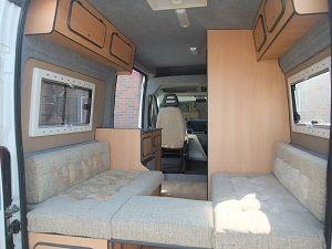 Convert Your Van Ltd - VW LT35 Camper Van Conversions and Furniture Kits