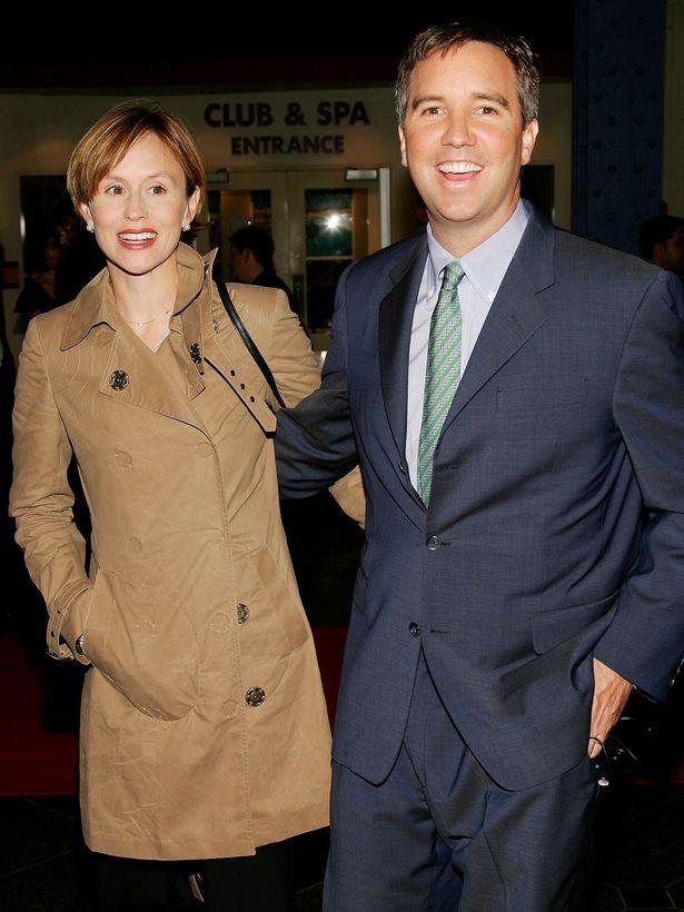 Molly and Douglas Kennedy. Ethel Kennedy ...