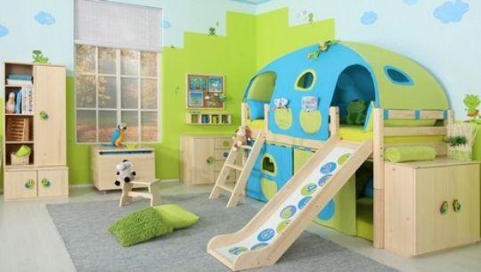 Dětský pokoj| Nábytek U Toma