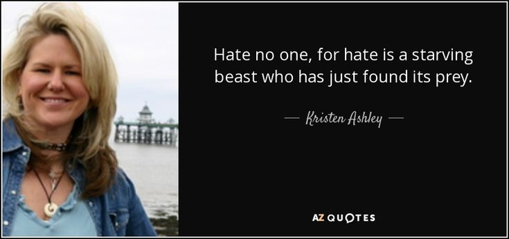 TOP 25 QUOTES BY KRISTEN ASHLEY | A-Z Quotes