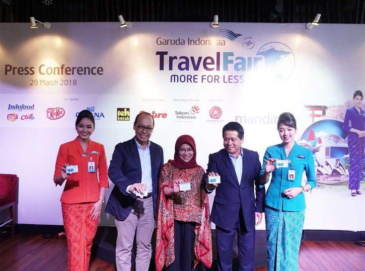 GARUDA INDONESIA KEMBALI GELAR GATF 2018 - Hotelier Indonesia Tabloid