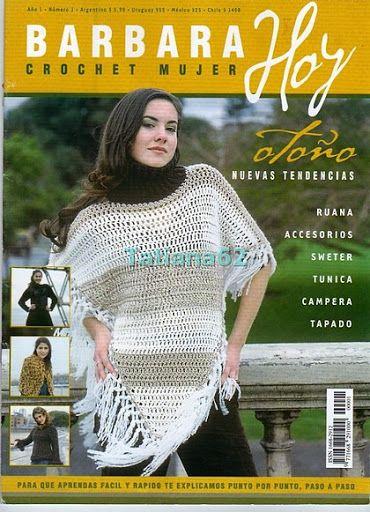 barbara crochet 1 - claudia Rabello - Álbuns da web do Picasa