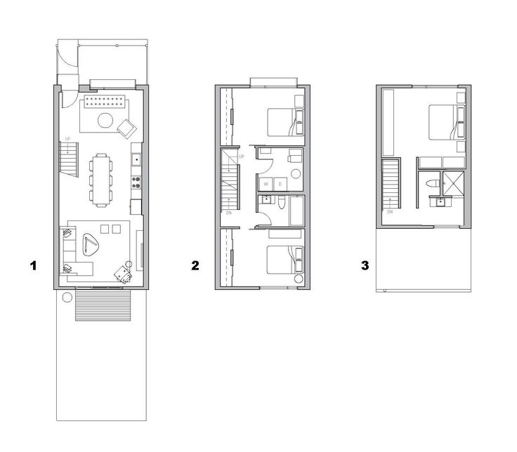 168 best images about architecture housing on pinterest for Residential architectural drawings